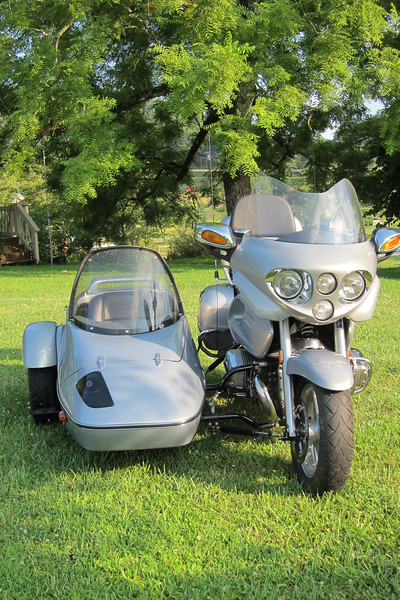 Was Hannigan sidecar Questions now K1200 problems